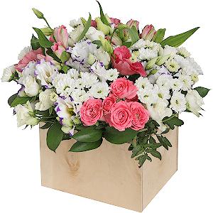 Заказ цветов в г.одинцово где купить магазин полудрагоценные самоцветы