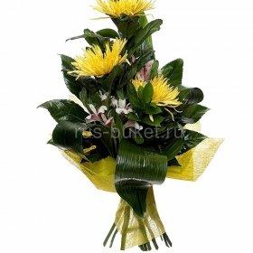 Цветы для мужчин и партнёров по бизнесу и работе!